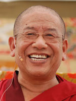 Shérab Gyaltsen Rinpotché