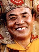 S.S. 16e Karmapa Rangdjoung Rigpé Dordjé
